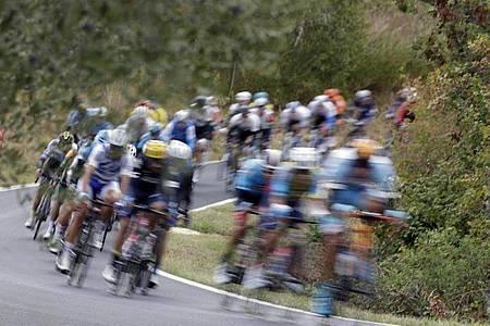 Die Straßenrad-WM fand in Imola statt. Foto: Andrew Medichini/AP/dpa