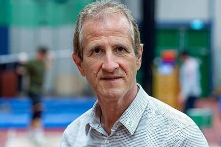 Chef des Instituts für Angewandte Trainingswissenschaften (IAT): Ulf Tippelt. Foto: Hendrik Schmidt/dpa-Zentralbild/dpa