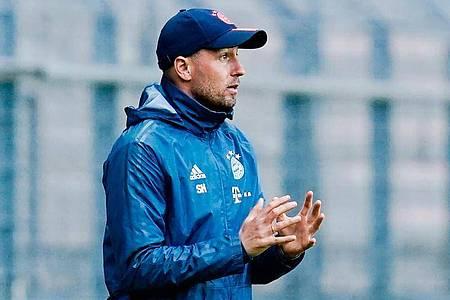 Soll neuer Trainer von 1899 Hoffenheim werden: Sebastian Hoeneß. Foto: Uwe Anspach/dpa