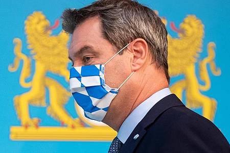 Markus Söder (CSU), Ministerpräsident von Bayern. Foto: Sven Hoppe/dpa