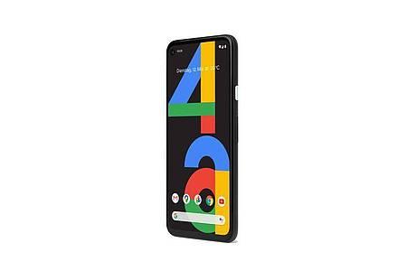 Das Google Pixel 4a verzichtet auf ein paar Features - eine Gesichtserkennung gibt es zum Beispiel nicht, genau wie 5G-Unterstützung. Foto: Google/dpa-tmn