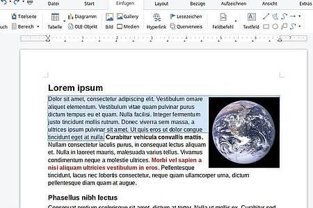 Sowohl «Open Office» als auch «Libre Office» (Bild) können problemlos mit den Microsoft-Formaten umgehen. Foto: Libre Office/dpa-tmn
