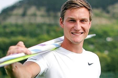 Thomas Röhler fordert eine schnellere Entscheidung über Olympia. Foto: Jan Woitas/dpa-Zentralbild/dpa