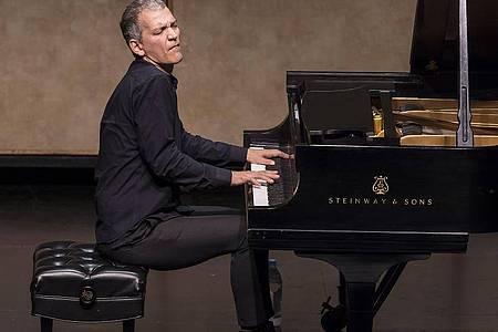 Der Mann am Klavier: Brad Mehldau. Foto: David Bazemore/Q-rious music /dpa