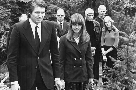 Unheilvolle Verbindung:Sina (Nastassja Kinski) und ihr Lehrer (Christian Quadflieg). Foto: Klar/dpa