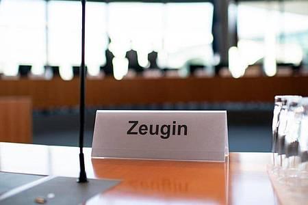 Im Januar 2019 gab es eine öffentliche Zeugenvernehmung im Amri-Untersuchungsausschuss im Deutschen Bundestag. Foto: Bernd von Jutrczenka/dpa