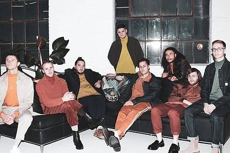 Acht Männer für den Soul: Busty And The Brass aus Montreal. Foto: Label