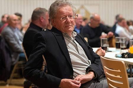 Publizisten Konrad Adam sieht keine Zukunft mehr für die AfD als «bürgerlich-konservative» Kraft. Foto: picture alliance / Timm Schamberger/dpa