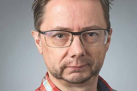 Kai Schwirzke vom Fachmagazin «Mac & i». Foto: Andreas Wodrich/Heise Medien/dpa-tmn