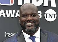 Shaquille O`Neal bei den NBA Awards 2019 in Santa Monica. Foto: Richard Shotwell/Invision/AP/dpa
