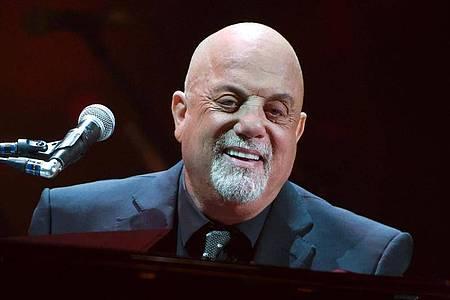 Billy Joel tritt erst 2021 wieder im Madison Square Garden auf. Foto: Evan Agostini/Invision/AP/dpa