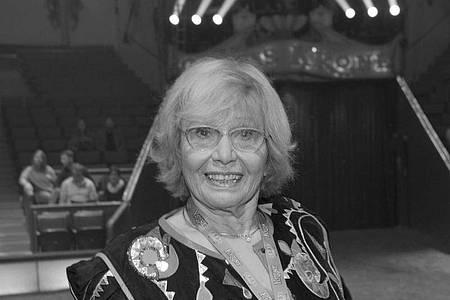Ruth Gassmann ist tot. Foto: Ursula Düren/dpa