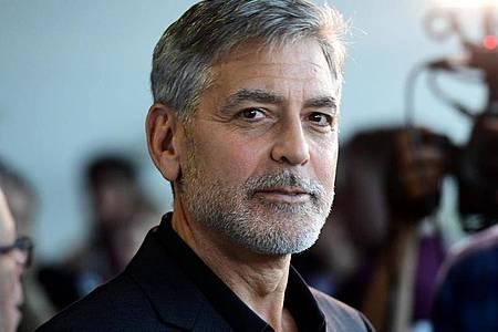 George Clooney fordert dauerhafte Veränderungen. Foto: Ian West/PA Wire/dpa