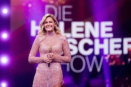 Fans müssen jetzt stark sein: Dieses Jahr fällt die Weihnachts-Live-Show von Helene Fischer im ZDF aus. Foto: Rolf Vennenbernd/dpa