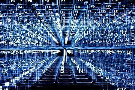 Die Cyber-Attacke aus Russland gegen den Bundestag bleibt nicht ungesühnt. Foto: Sebastian Gollnow/dpa