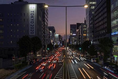 Die Olympischen Spiele in Tokio wurden von 2020 auf 2021 verschoben. Foto: Kiichiro Sato/AP/dpa