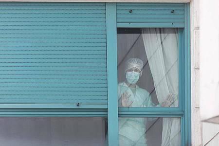Nach Italien hat nun auch Spanien mehr Todesfälle durch die Coronavirus-Pandemie als China gemeldet. Foto: Eduardo Parra/Europa Press/dpa