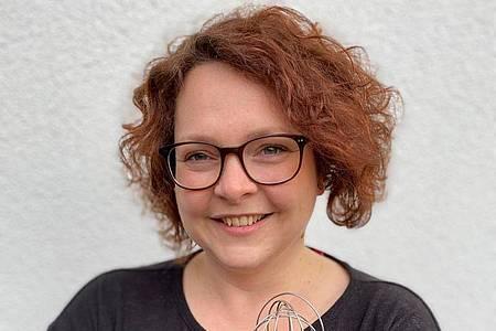 Food-Bloggerin Christina Rausch aus dem hessischen Lahntal bloggt auf krimiundkeks.de. Foto: Christina Rausch/krimiundkeks.de/dpa-tmn