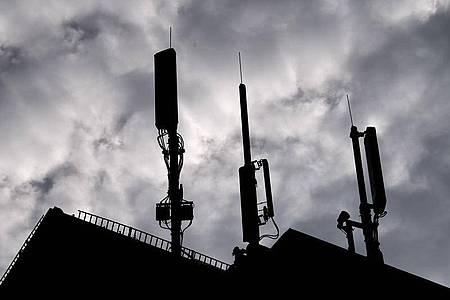 Noch ist das Ende des LTE-Ausbaus nicht in Sicht. Foto: Sebastian Gollnow/dpa/Archiv