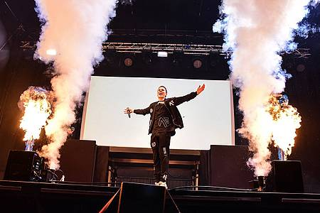 Felix Jaehn in Willingen