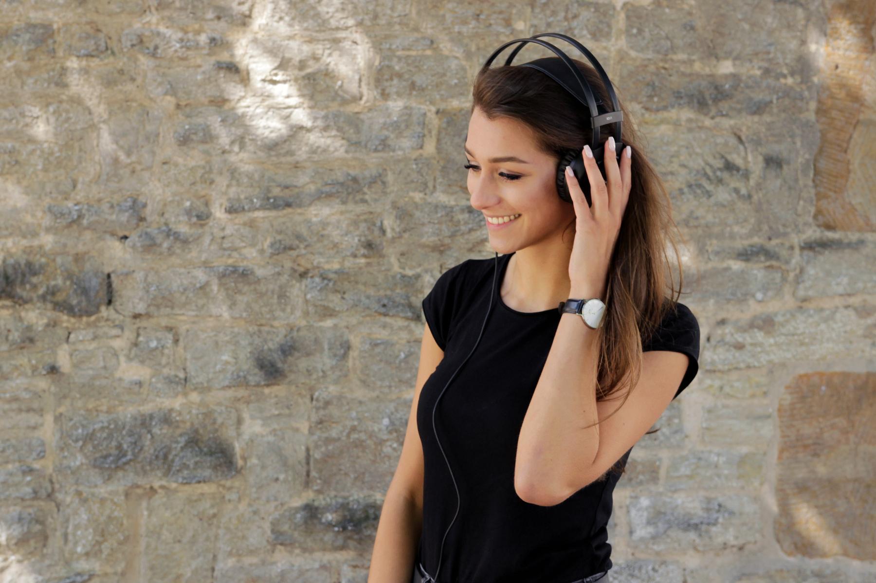 Musik hören_Kopfhörer