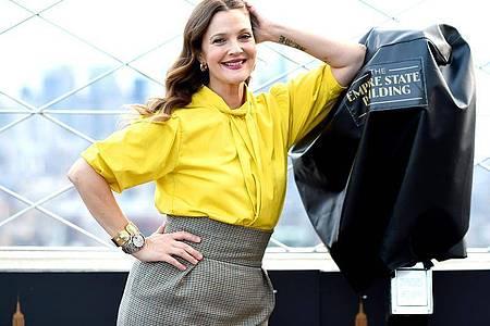 Die SchauspielerinDrew Barrymore hat keine Zeit für die Liebe. Foto: Sonia Moskowitz/ZUMA Wire/dpa