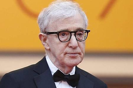US-Regisseur Woody Allen 2016 in Cannes. Foto: Ian Langsdon/EPA/dpa