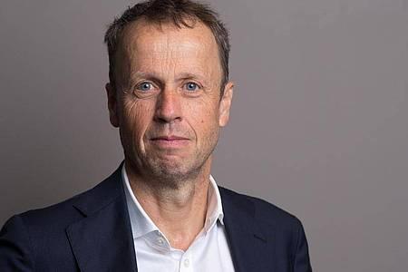 HBL-Geschäftsführer Frank Bohmann. Foto: Marius Becker/dpa