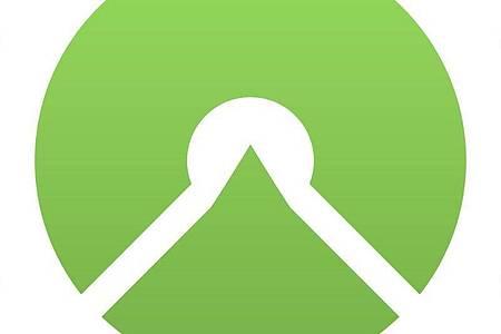 Die App «Komoot - Fahrrad & Wander Navi» eine große Auswahl an Rad- und Wandertouren. Foto: App Store von Apple/dpa-infocom