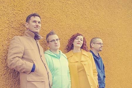 Das britische Folkpop-Quartett Modern Studies hat einen neue Platte auf den Markt gebracht. Foto: Paul Marr
