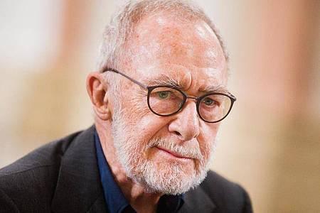 Der Künstler Gerhard Richter wird im Ranking «Kunstkompass» als wichtigster Künstler geführt. Foto: Rolf Vennenbernd/dpa
