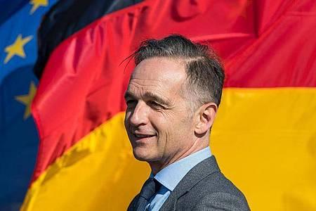 Außenminister Heiko Maas (SPD) verhandelt über Reisebeschränkungen. Foto: Oliver Dietze/dpa