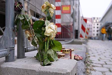 Nach Dresdner Messerattacke ist eine Debatte über den Abschiebestopp nach Syrien ausgebrochen. Foto: Sebastian Kahnert/dpa-Zentralbild/dpa