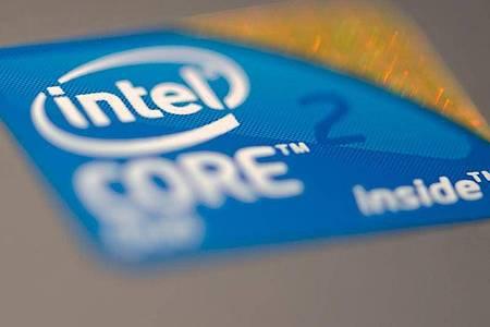 Chiphersteller Intel spendet 50 Millionen Euro zur Bekämpfung des Coronavirus. Foto: Ralf Hirschberger/dpa