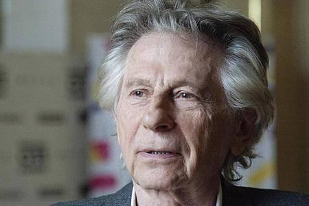 Oscarpreisträger Roman Polanski 2018 in Krakau. Foto: Str/AP/dpa