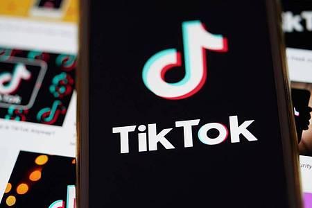 US-Präsident Trump bezeichnet Tiktok als Sicherheitsrisiko, weil über die App chinesische Behörden Zugriff auf Daten von Amerikanern bekommen könnten. Foto: Liu Jie/XinHua/dpa