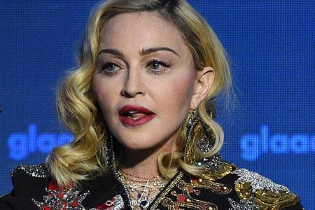 Mit Hits wie «Like a Prayer», «Material Girl» oder «Like a Virgin» feierte Madonna als Sängerin Welterfolge. Foto: Evan Agostini/Invision/AP/dpa