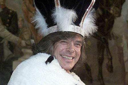 Der selbst ernannte «König von Mallorca», Schlagersänger Jürgen Drews, bringt seine Autobiografie heraus. Foto: picture alliance / dpa