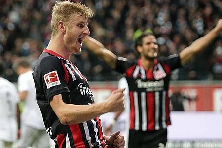 Das Hinspiel in Frankfurt hatten die Münchner 1:5 verloren. Foto: Hasan Bratic/dpa