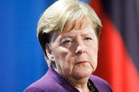 Bundeskanzlerin Angela Merkel (CDU) berät heute über weitere Maßnahmen. Foto: Markus Schreiber/AP POOL/dpa