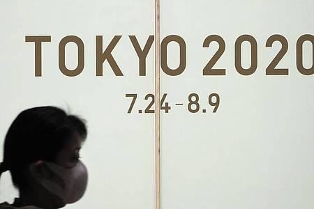 Die Olympischen Spiele in Tokio sind wegen der Corona-Krise mehr als fraglich. Foto: Jae C. Hong/AP/dpa