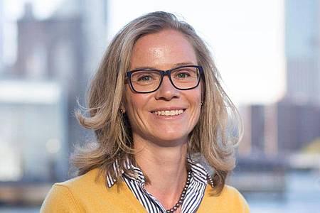 Anne Forster ist Karriere-Beraterin und Coach aus Zürich. Foto: Anne Forster/dpa-tmn