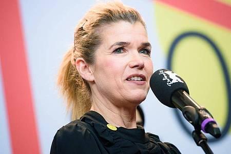 Komikerin Anke Engelke würde einige Parodien heute nicht mehr machen. Foto: Gregor Fischer/dpa