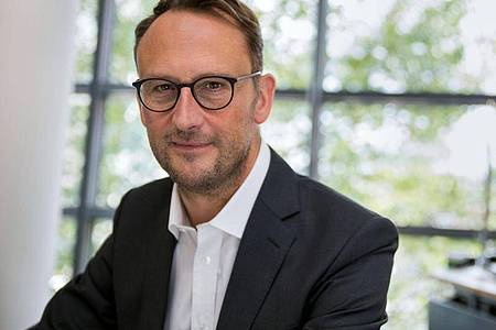 Der Chef der Landesanstalt für Medien NRW, Tobias Schmid. Foto: ---/Landesanstalt für Medien/dpa