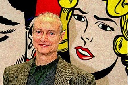 Bei Sotheby`s nachgeholter Frühjahrsauktion soll auch ein Werk des amerikanischen Malers Roy Lichtenstein versteigert werden. Foto: picture alliance / Carsten Rehder/dpa