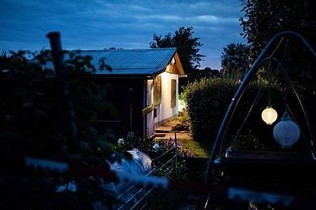 Einer der Tatorte des vermutlichen Haupttäters in einem Missbrauchsfall in Münster. Foto: Marcel Kusch/dpa