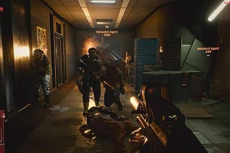 «Cyberpunk 2077» gilt schon vor seiner Veröffentlichung als das Hypespiel des Jahres. Foto: CD Projekt Red/dpa-tmn