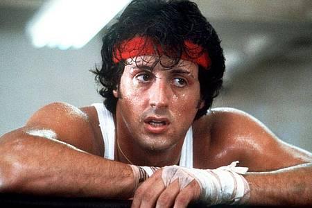 Sylvester Stallone wurde vor allem durch seine Rocky-Filme berühmt. Foto: dpa