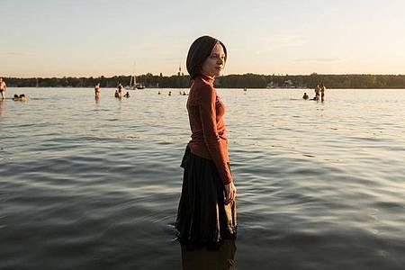 Netflix zeigt die Serie «Unorthodox» mit Shira Haas. Foto: Anika Molnar/Netflix/dpa