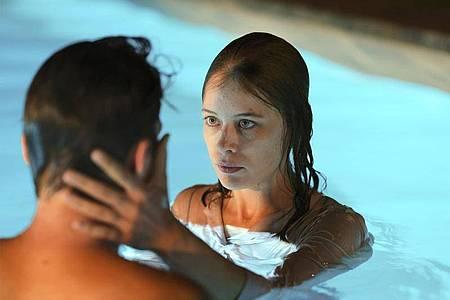 Ihr Element ist das Wasser:Paula Beer als Undine. Foto: -/Piffl Medien/dpa